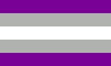 Grey biromantic asexual