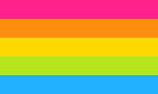 Bandeira panfluxo