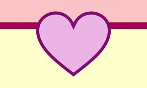Bandeira Gênero-fofo