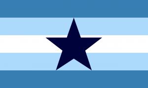 Bandeira gênero-estrela