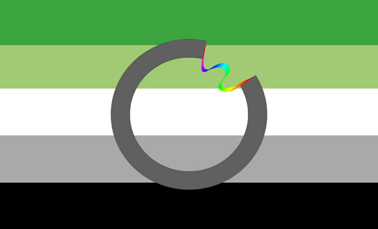 Bandeira Claperromântica