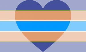 Bandeira novirromântica
