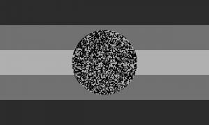 Bandeira Gênero-estática