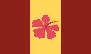 Bandeira Fa'afafine