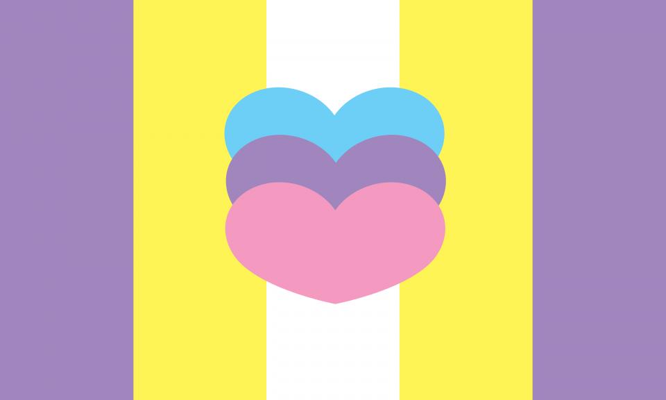 Bandeira Intersexo