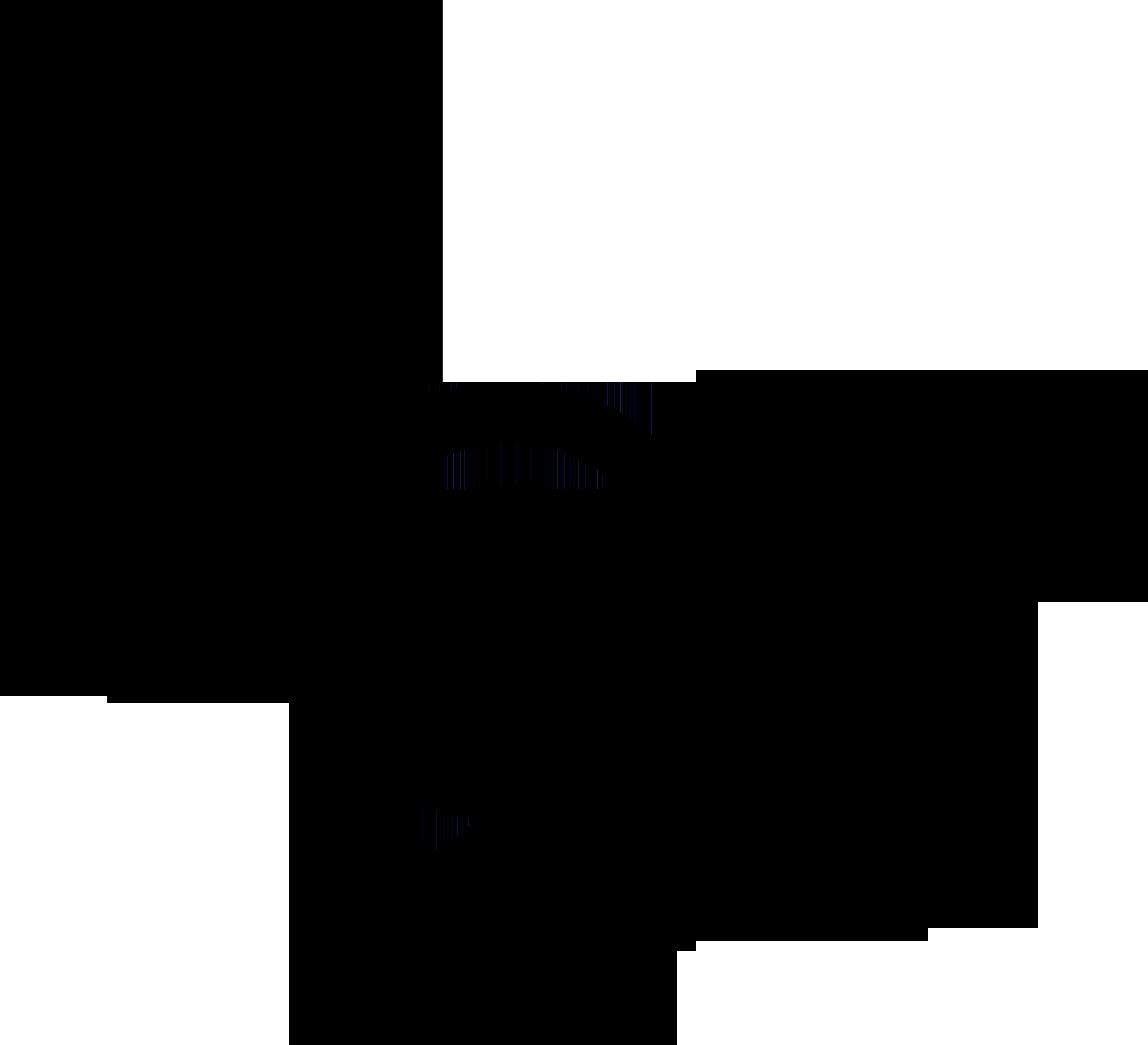Nonbinary woman symbol interlocked with a nonbinary symbol and a Mars symbol.