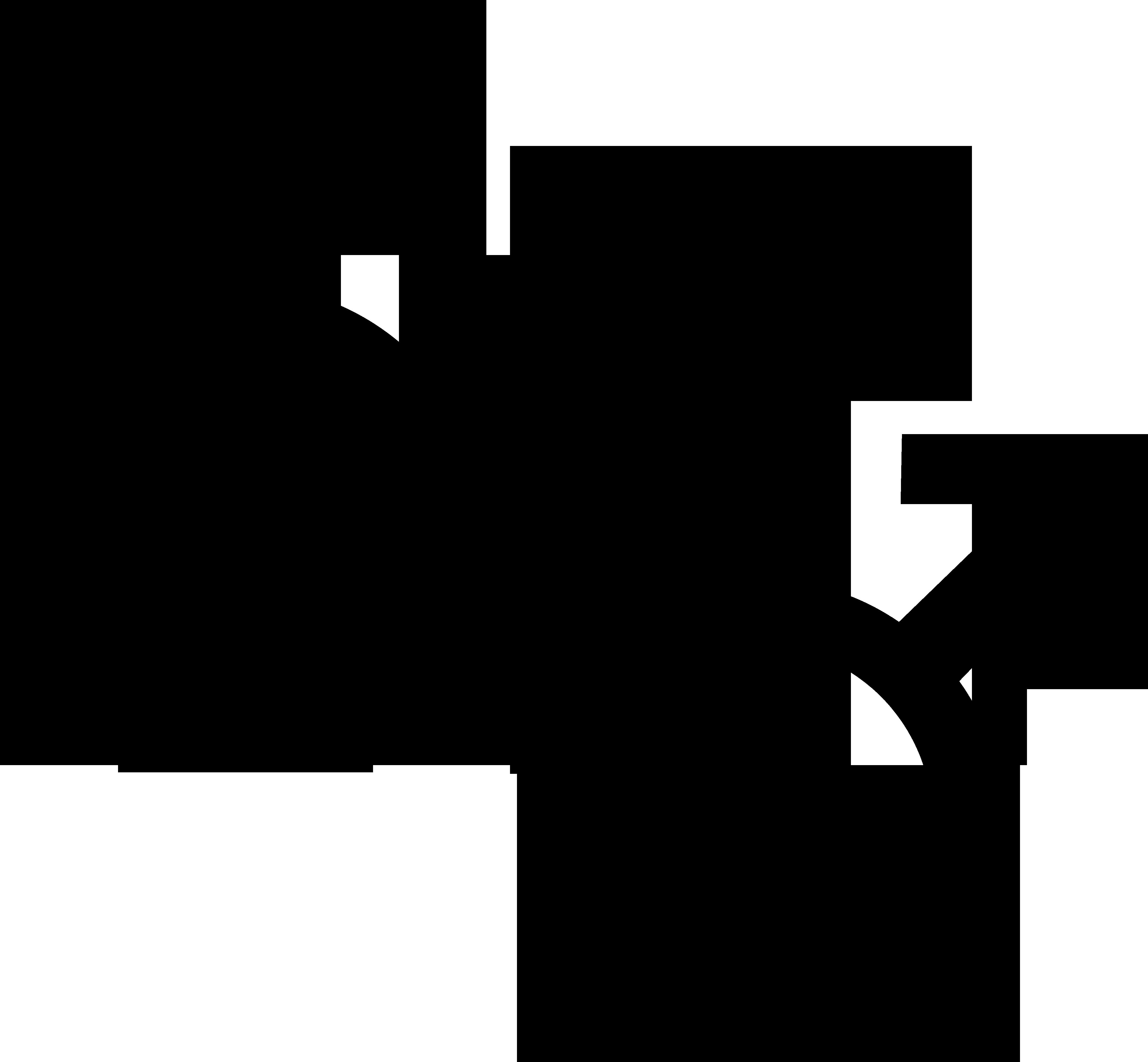 Nonbinary man symbol interlocked with nonbinary and Mars symbols.