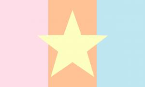 Bandeira Estetigênero/Videgênero